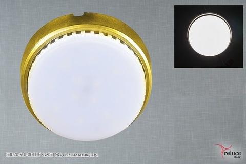 53020-9.0-001LF GX53 SG светильник точ.