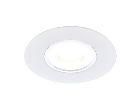 Встраиваемый потолочный точечный светильник A500 W белый