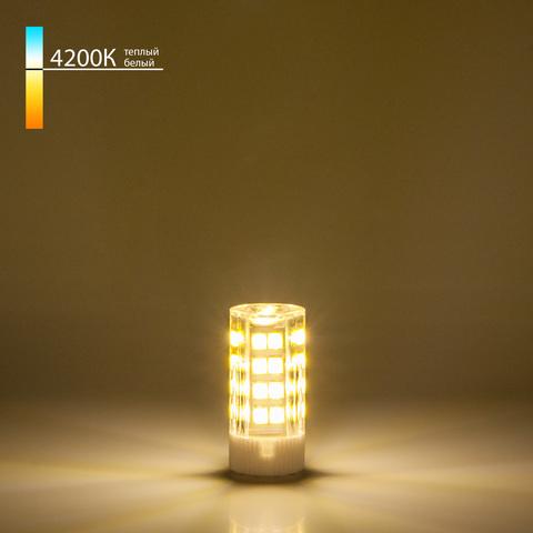 Светодиодная лампа JC 7W 4200K G4 BL108