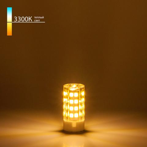 Светодиодная лампа JC 7W 3300K G4 BL107