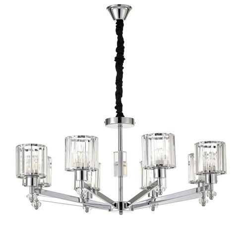 Подвесной светильник Escada 691/8S E27*60W Chrome
